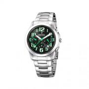 Festina - F16291/9 - Montre Homme - Quartz - Chronographe - Chronomètre - Bracelet Acier Inoxydable