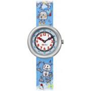 Flik Flak - FBN068 - Montre Enfant - Quartz - Analogique - Bracelet plastique multicolore