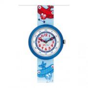 Flik Flak - FBN060 - Montre Enfant - Quartz - Analogique - Bracelet plastique multicolore
