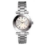 Guess - 20026L1 - Montre Femme - Quartz chronographe - Diver Chic - Bracelet en acier