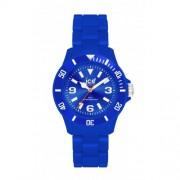 Ice Watch - CS.BE.B.P.10 - Classic Solid - Montre Homme - Quartz Analogique - Cadran Bleu - Bracelet Plastique Bleu - Grand Mod