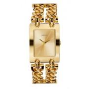 Guess - 90176L1 - Montre Mode Femme - Quartz analogique - Heavy Metal - Bracelet en métal doré