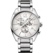 Calvin Klein - K2F27126 - Montre Homme - Quartz Chronographe - Bracelet Acier Inoxydable Argent