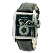 Emporio Armani AR4203 Hommes Meccanico cuir designer horloger Strap
