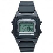 Quiksilver - M150DR-BLK - Montre Homme - Quartz Digital - Chronomètre - Rétro - éclairage d'Alarme - Calendrier - Bracelet