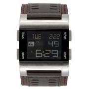 Quiksilver - M029AL/BRN - Montre Homme - Digital - Rétro éclairage - Temps intermédiaires - Alarme - Chronographe - Bracelet