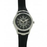 Oxbow - 4513802 - Montre Femme - Quartz Analogique - Bracelet en Plastique Noir