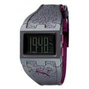 Puma Time - A.PU910372005 - Montre Homme - Quartz - Digitale - Chronomètre - Alarme - Temps intermédiaires - Eclairage - Brac