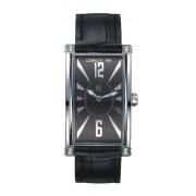 Cerruti - CRN001A272A - Montre Femme - Quartz - Analogique - Bracelet Cuir Noir