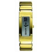 Cerruti - CT057612013 - Montre Femme - Quartz - Analogique - Bracelet Acier Inoxydable Doré
