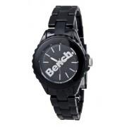 Bench - BC0355BK - Montre Femme - Quartz - Analogique - Bracelet Plastique Noir