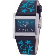 Kahuna - KLS-0137L - Montre Femme - Quartz - Analogique - Bracelet cuir noir