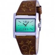 Kahuna - KLS-0139L - Montre Femme - Quartz - Analogique - Bracelet cuir Marron