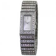 Accurist - A2-24100 - Montre Femme - Quartz - Analogique - Bracelet Argent