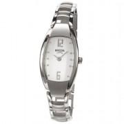 Boccia - 3103-08 - Montre Femme - Quartz Analogique - Bracelet Acier Inoxydable Argent
